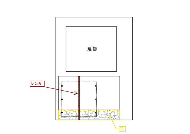 駐車デザイン例2