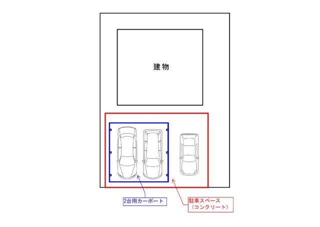 駐車スペース図